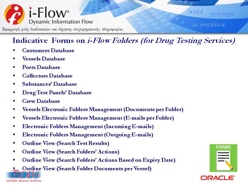 DBSDEMO2018_IFLOW_FOLDERS_MARINE-SERVICES_DRUG-TESTING_V12BL-19